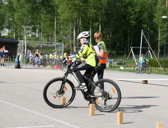 Naf sykkelopplæring